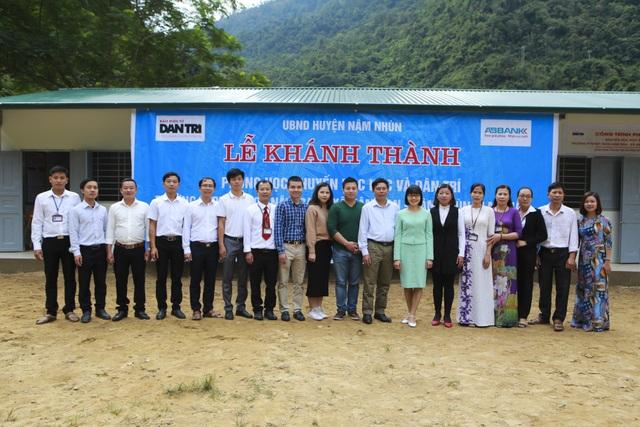 Ngắm 4 phòng học Dân trí kề bên bờ suối dành tặng thầy trò ngày Nhà giáo Việt Nam 20/11 - 13