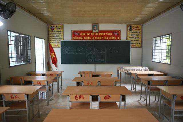 Ngắm 4 phòng học Dân trí kề bên bờ suối dành tặng thầy trò ngày Nhà giáo Việt Nam 20/11 - 5
