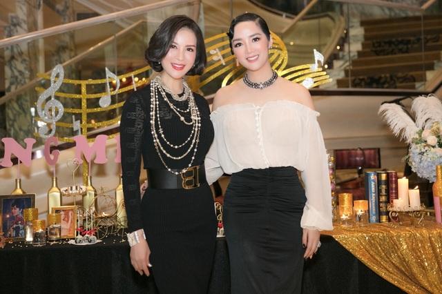 Tình bạn hơn 20 năm của MC Thanh Mai, Hoa hậu Giáng My - 1