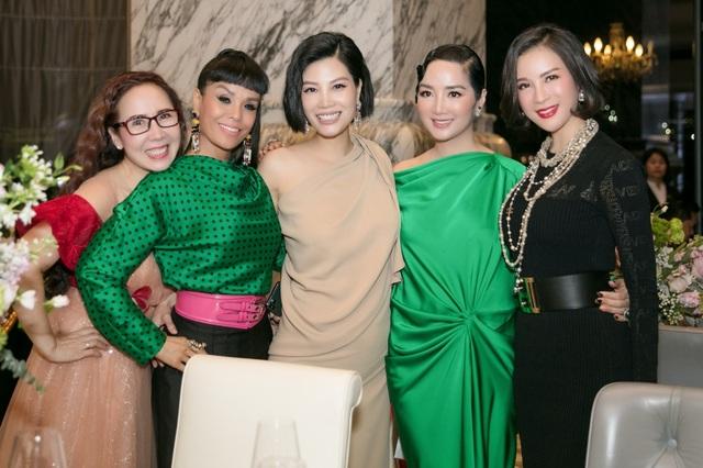 Tình bạn hơn 20 năm của MC Thanh Mai, Hoa hậu Giáng My - 3