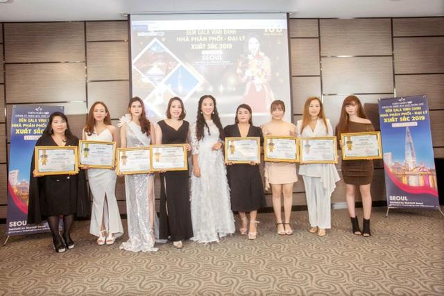 Công ty TNHH MTV Thiên Nhiên Việt tổ chức Gala vinh danh hệ thống xuất sắc tại xứ sở kim chi - 2