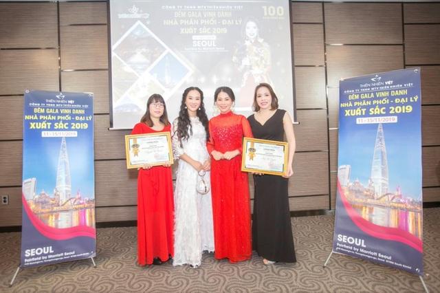 Công ty TNHH MTV Thiên Nhiên Việt tổ chức Gala vinh danh hệ thống xuất sắc tại xứ sở kim chi - 4