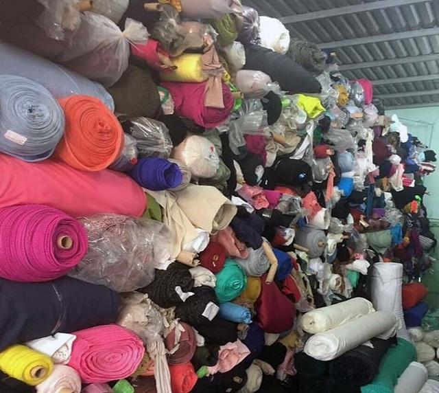 Thu mua vải cây, vải khúc, vải tồn kho giá cao của Phế liệu Việt Đức - 2