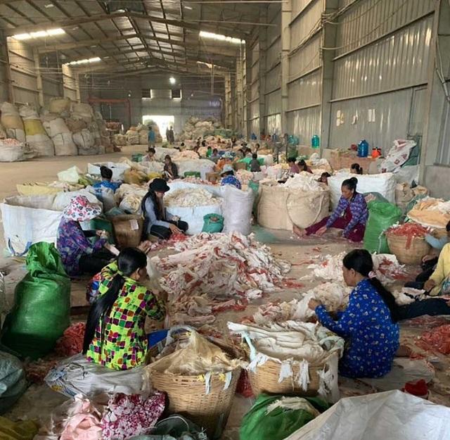 Thu mua vải cây, vải khúc, vải tồn kho giá cao của Phế liệu Việt Đức - 3