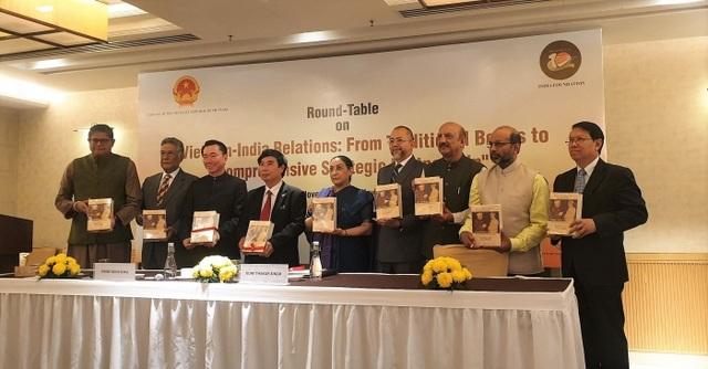 Ra mắt sách Hồ Chí Minh với Ấn Độ tại New Delhi và Kolkata - 1