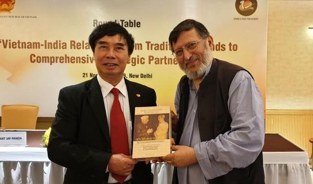 Ra mắt sách Hồ Chí Minh với Ấn Độ tại New Delhi và Kolkata - 2