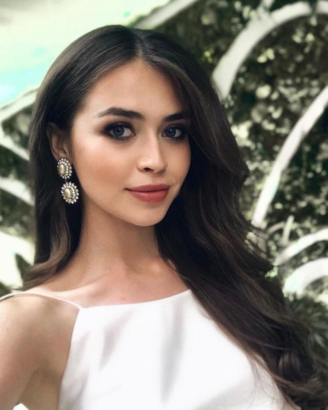 Hoa hậu 22 tuổi trở thành nghị sĩ trẻ nhất Belarus - 1