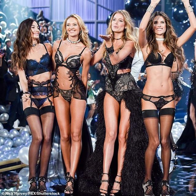 """39 bức ảnh ghi lại sự thay đổi của """"thiên thần Victoria's Secret"""" qua năm tháng - 3"""