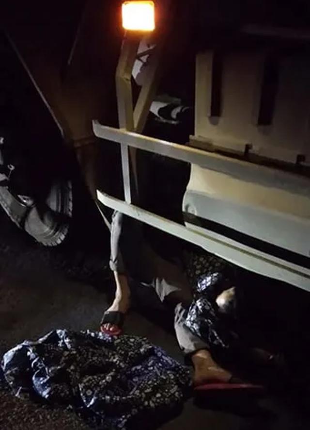 Xót xa người vợ trẻ bị xe tải nghiến nát đôi chân đúng ngày về quê chịu tang ông nội - 2