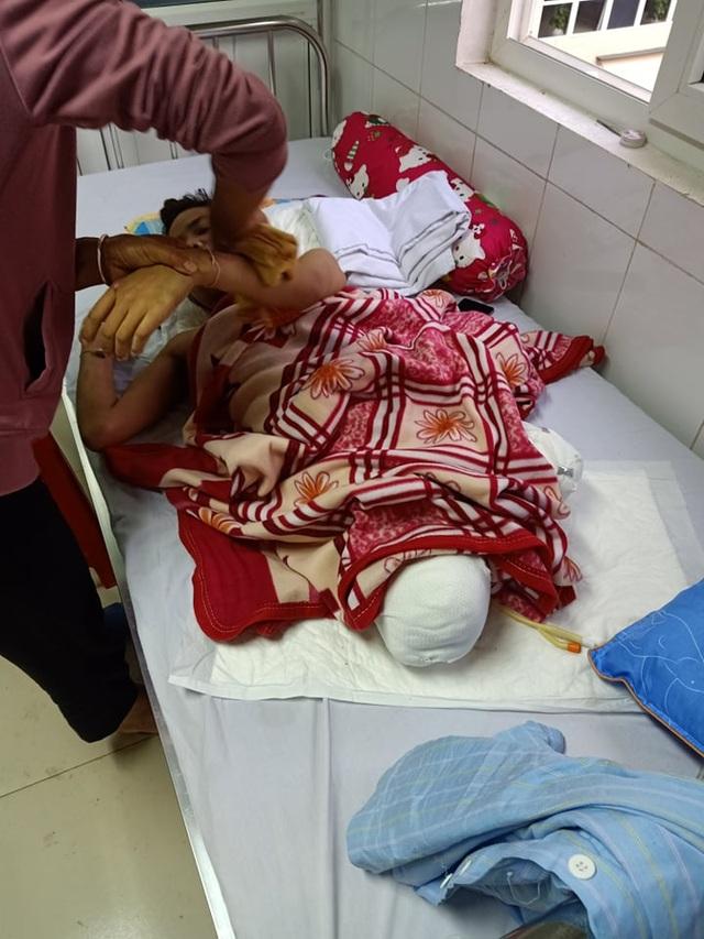 Xót xa người vợ trẻ bị xe tải nghiến nát đôi chân đúng ngày về quê chịu tang ông nội - 5