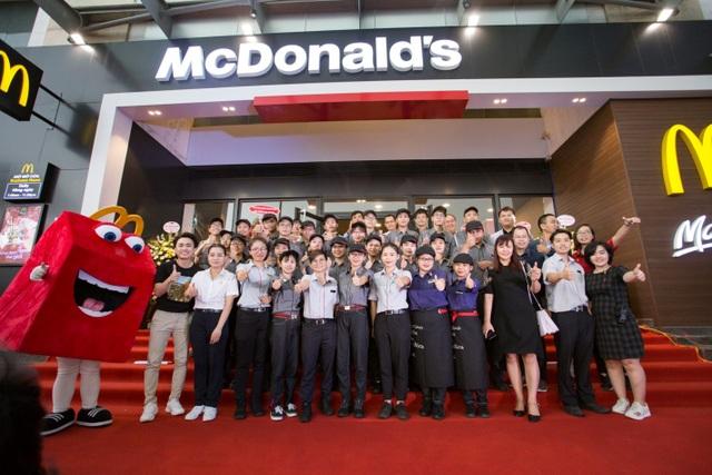 McDonald's liên tục 2 năm lọt Top 100 Sản phẩm – Dịch vụ Tin  Dùng - 3