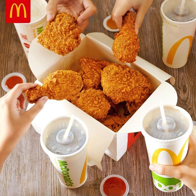 McDonald's liên tục 2 năm lọt Top 100 Sản phẩm – Dịch vụ Tin  Dùng - 4