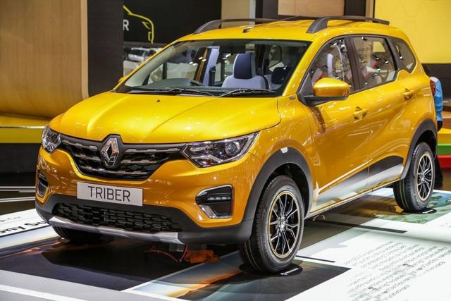 Renault nhảy vào cuộc chơi MPV 5+2 cùng Mitsubishi Xpander - 1