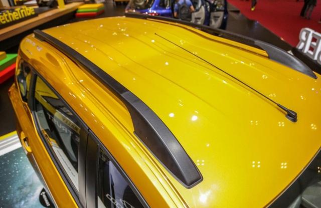 Renault nhảy vào cuộc chơi MPV 5+2 cùng Mitsubishi Xpander - 9