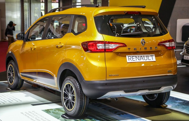 Renault nhảy vào cuộc chơi MPV 5+2 cùng Mitsubishi Xpander - 2