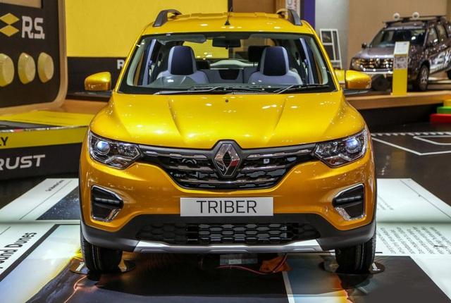Renault nhảy vào cuộc chơi MPV 5+2 cùng Mitsubishi Xpander - 7