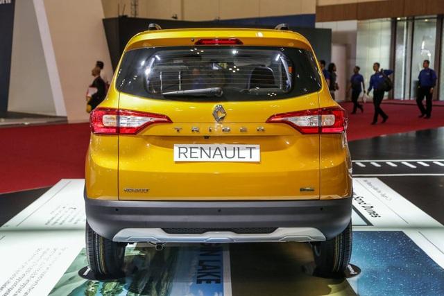 Renault nhảy vào cuộc chơi MPV 5+2 cùng Mitsubishi Xpander - 8