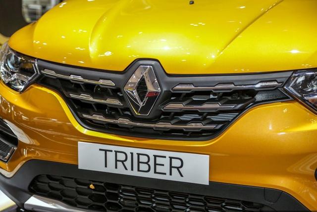 Renault nhảy vào cuộc chơi MPV 5+2 cùng Mitsubishi Xpander - 5
