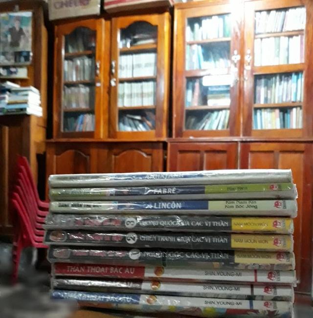 Tủ sách miễn phí của cô bé Nga - 2