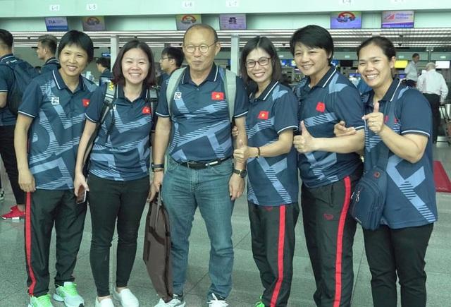 Đội tuyển nữ Việt Nam sang Philippines chung chuyến bay với U22 Việt Nam - 2