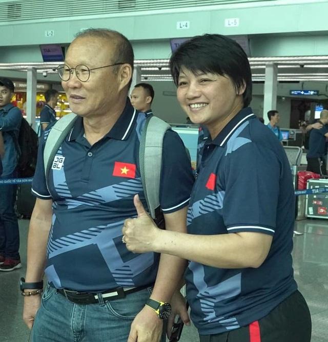 Đội tuyển nữ Việt Nam sang Philippines chung chuyến bay với U22 Việt Nam - 3