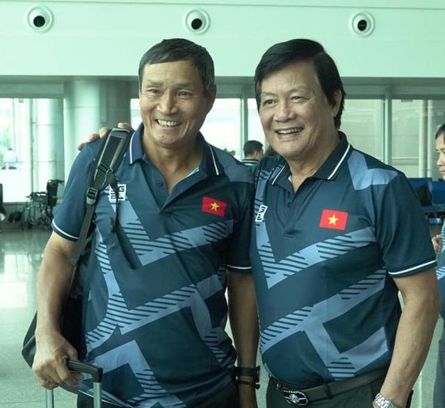 Đội tuyển nữ Việt Nam sang Philippines chung chuyến bay với U22 Việt Nam - 1