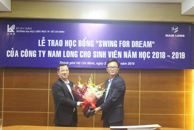 """Nam Long tiếp tục tổ chức Giải Golf thường niên gây quỹ học bổng """"Swing For Dreams - 2"""