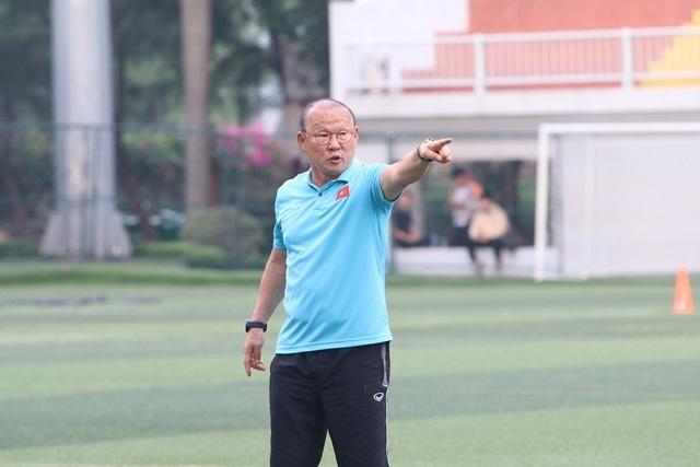 U22 Việt Nam lo lắng về sân cỏ nhân tạo ở SEA Games 30 - 2