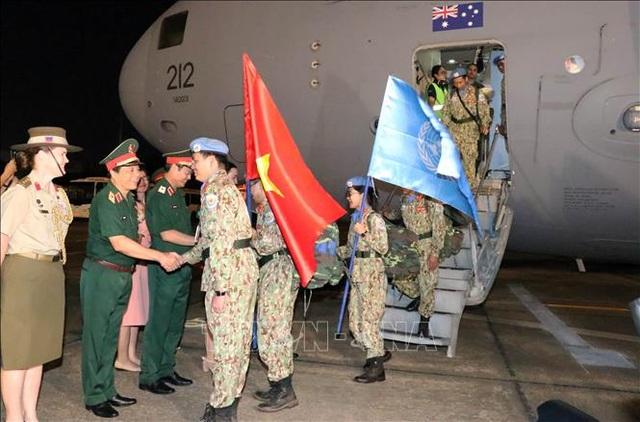 Bệnh viện dã chiến cấp 2.1 hoàn thành nhiệm vụ gìn giữ hòa bình tại Nam Sudan - 2