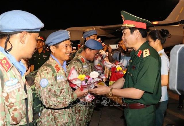 Bệnh viện dã chiến cấp 2.1 hoàn thành nhiệm vụ gìn giữ hòa bình tại Nam Sudan - 1