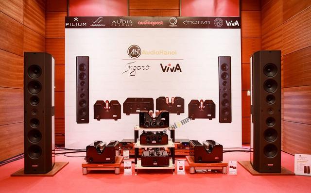 AV Show 2019 lần thứ 17 tại Hà Nội mở cửa đón tín đồ audio tới tham quan - 7