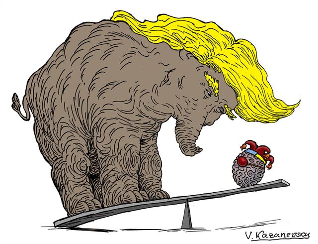 Chuyện điều trần luận tội Tổng thống Mỹ - Xét dễ, xử khó - 1