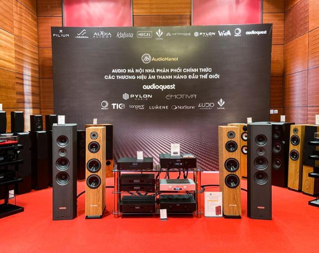 AV Show 2019 lần thứ 17 tại Hà Nội mở cửa đón tín đồ audio tới tham quan - 6