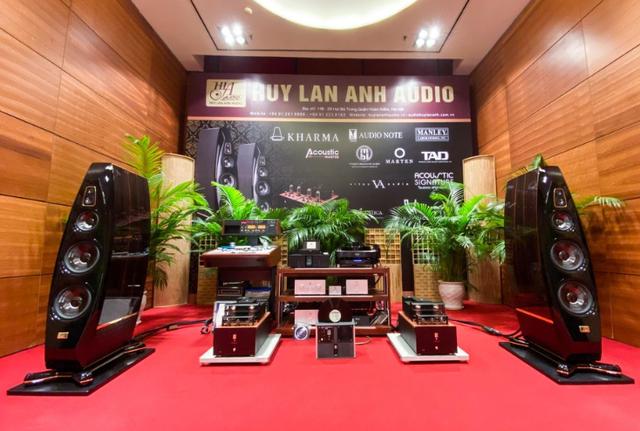 AV Show 2019 lần thứ 17 tại Hà Nội mở cửa đón tín đồ audio tới tham quan - 5