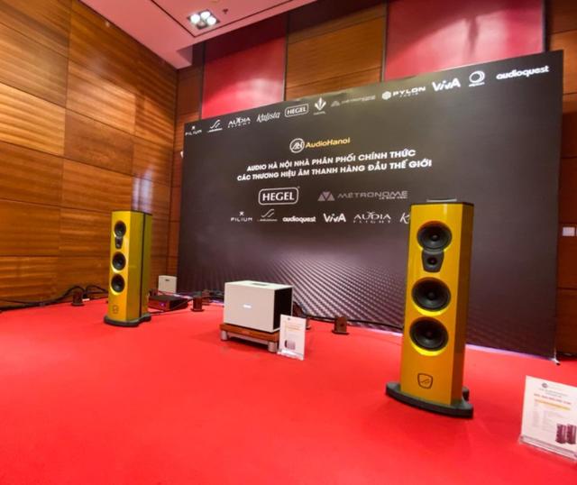 AV Show 2019 lần thứ 17 tại Hà Nội mở cửa đón tín đồ audio tới tham quan - 3