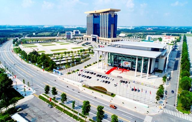 Bình Dương xây dựng siêu dự án Trung tâm Thương mại lớn nhất nước - 2