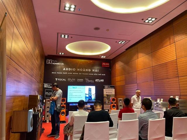 AV Show 2019 lần thứ 17 tại Hà Nội mở cửa đón tín đồ audio tới tham quan - 8
