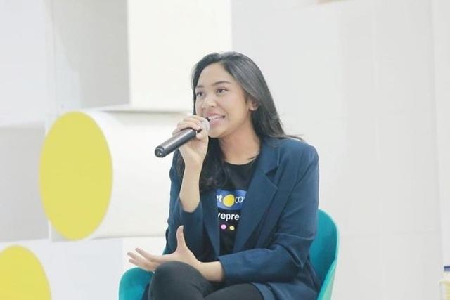 Cô gái 23 tuổi trở thành cố vấn cho Tổng thống Indonesia - 2