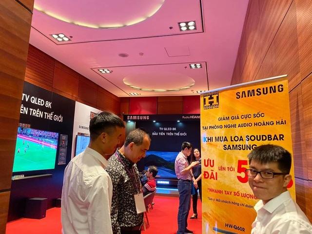 AV Show 2019 lần thứ 17 tại Hà Nội mở cửa đón tín đồ audio tới tham quan - 14
