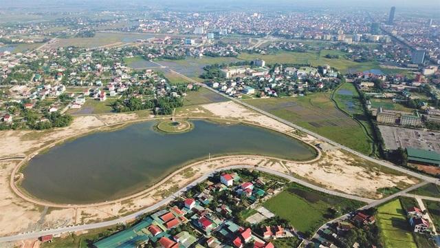 Thủ tướng Chính phủ công nhận TP Hà Tĩnh hoàn thành Xây dựng Nông thôn mới - 1
