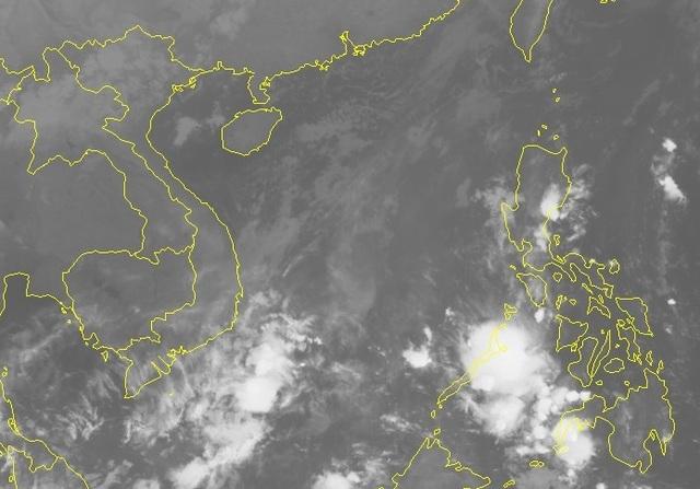 Xuất hiện vùng áp thấp tại Biển Đông - 1