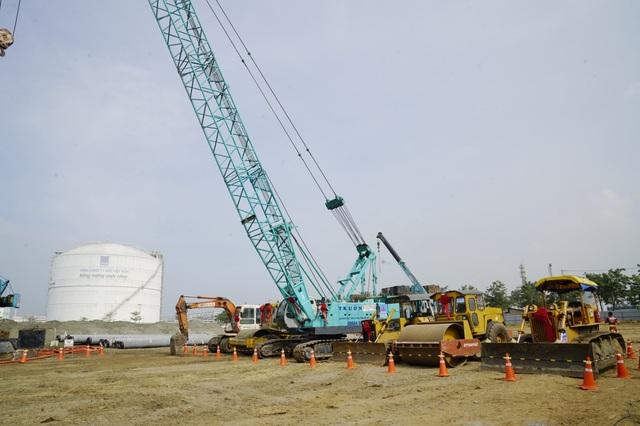 PVN, PV GAS khởi công kho chứa LNG 1 triệu tấn tại Thị Vải - 3