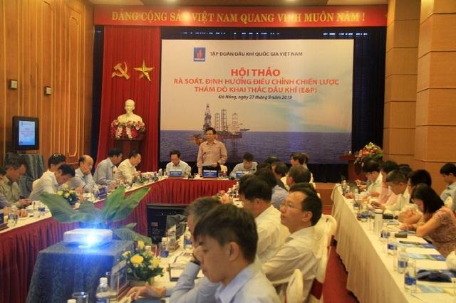 PVN rà soát và định hướng điều chỉnh chiến lược thăm dò khai thác dầu khí - 2