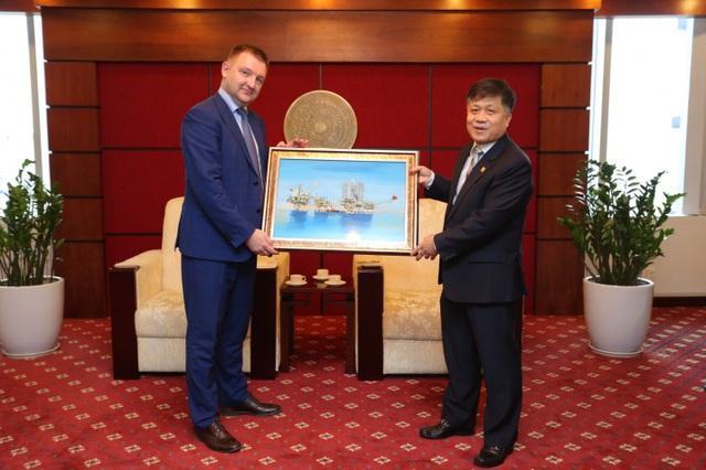 Tăng cường mối quan hệ hợp tác hữu nghị giữa thế hệ trẻ dầu khí Việt Nam – Liên bang Nga - 1