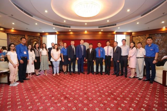 Tăng cường mối quan hệ hợp tác hữu nghị giữa thế hệ trẻ dầu khí Việt Nam – Liên bang Nga - 2