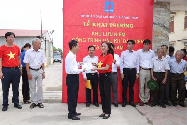 Khai trương Khu lưu niệm công trình Dầu khí đầu tiên tại Việt Nam - 2