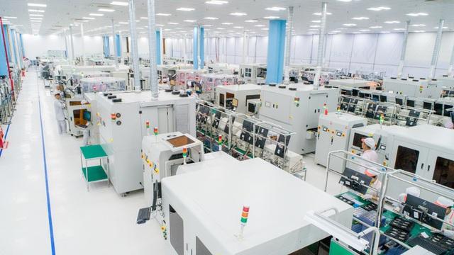 Chủ tịch Quốc hội: Khu Công nghệ cao Hòa Lạc phải là trung tâm đào tạo nguồn nhân lực công nghệ bậc cao - 6
