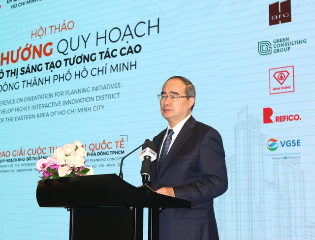 Bí thư Nguyễn Thiện Nhân: Thuận theo tự nhiên giúp giảm chi phí chống ngập - 4