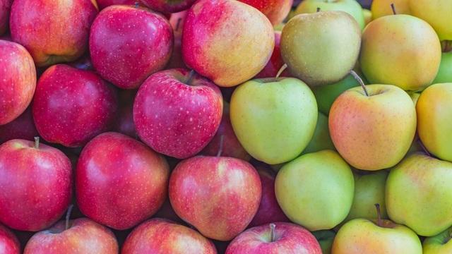 Biến đổi khí hậu có thể làm táo đỏ biến mất! - 1
