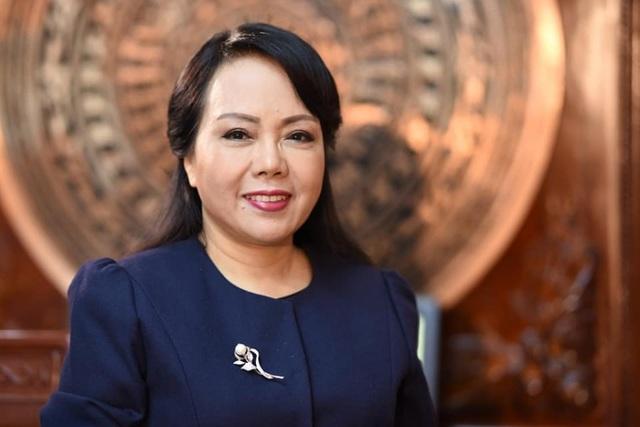 Những dấu ấn khó quên trong 8 năm làm Bộ trưởng Bộ Y tế của PGS.TS Nguyễn Thị Kim Tiến - 1